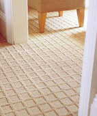 Carpet and Rugs: Carpet Flooring with Wove Pattern