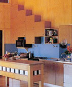 Kitchen Cabinets in Step Fashion