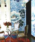 Painted Walls with Hawaiian Theme
